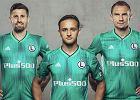 Legia Warszawa ma nowego głównego sponsora. Trzeci klub w Europie