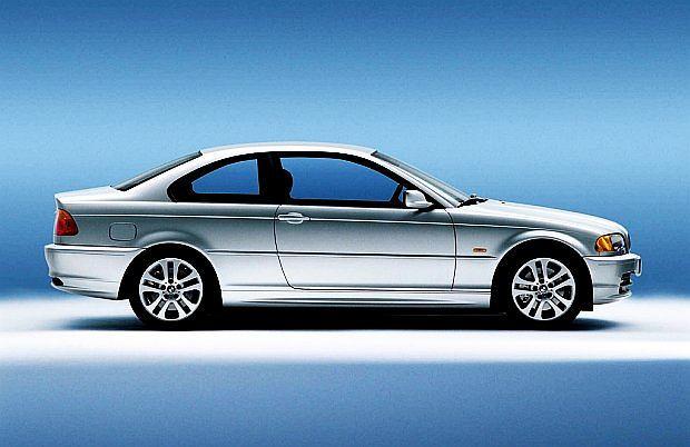 Coupe oferowane było tylko w Europie i Ameryce