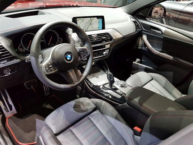 Stoisko BMW w Genewie 2018