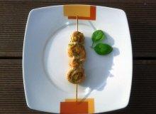 Grillowane ślimaczki z zielonym pesto - ugotuj