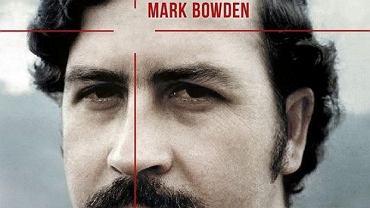 """okładka książki """"Polowanie na Escobara"""""""