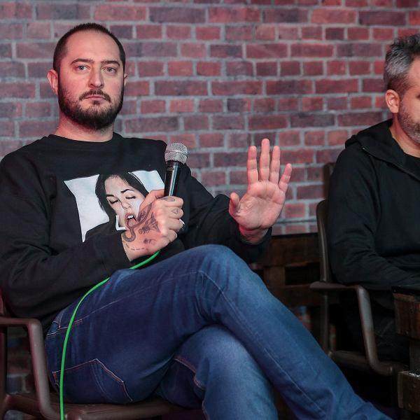 Stand-up Kryształy: Stramik / Gadowski / Borkowski / Zalewski