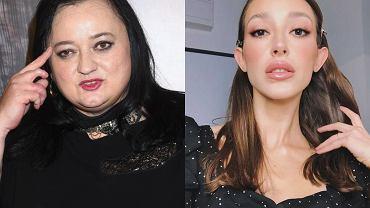 Gosia Baczyńska , Samuela Górska z 'Top Model'