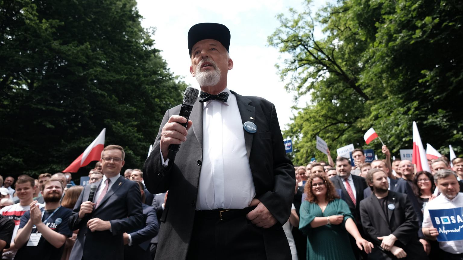 Janusz Korwin-Mikke og