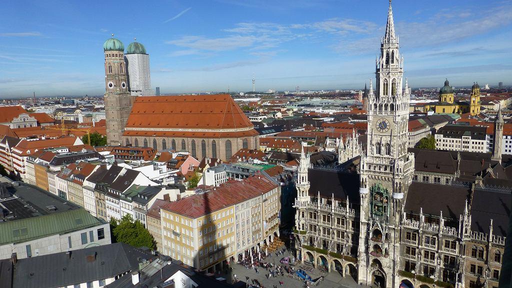 Monachium (zdjęcie ilustracyjne)