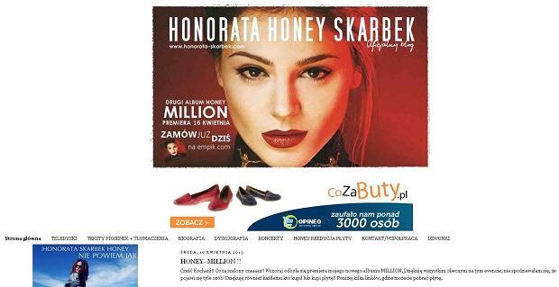 Blog Honoraty Skarbek