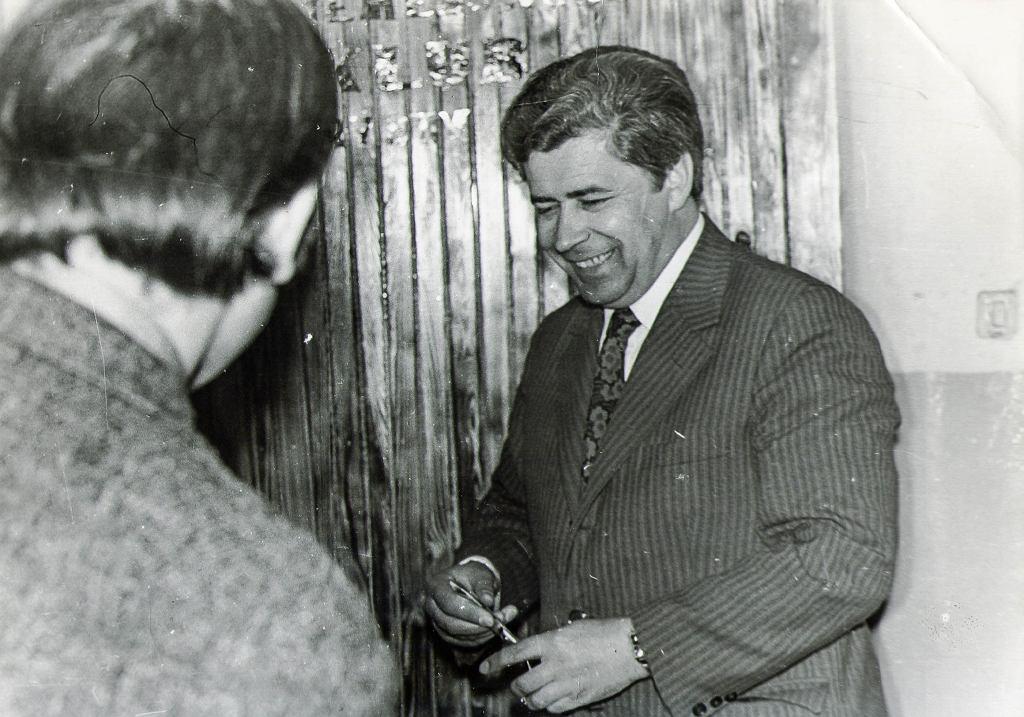 Aleksander (Olek) Tworowski