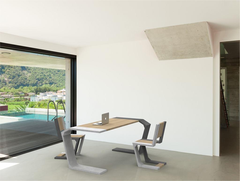 Modern Line kolekcja Gravity projekt Jakub Sojka