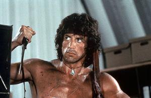 72-letni aktor nie przestaje nas zaskakiwać. Zobaczcie, jak wygląda praca na planie kolejnej części kultowego filmu o losach Johna Rambo.