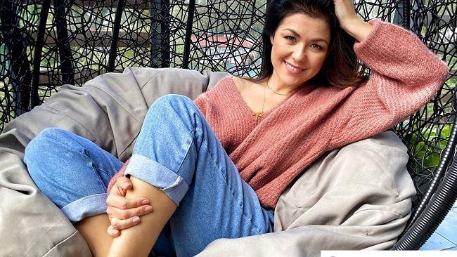 """Katarzyna Cichopek udekorowała swój balkon na jesień. Fani zachwyceni: """"Taki balkon to można mieć"""""""