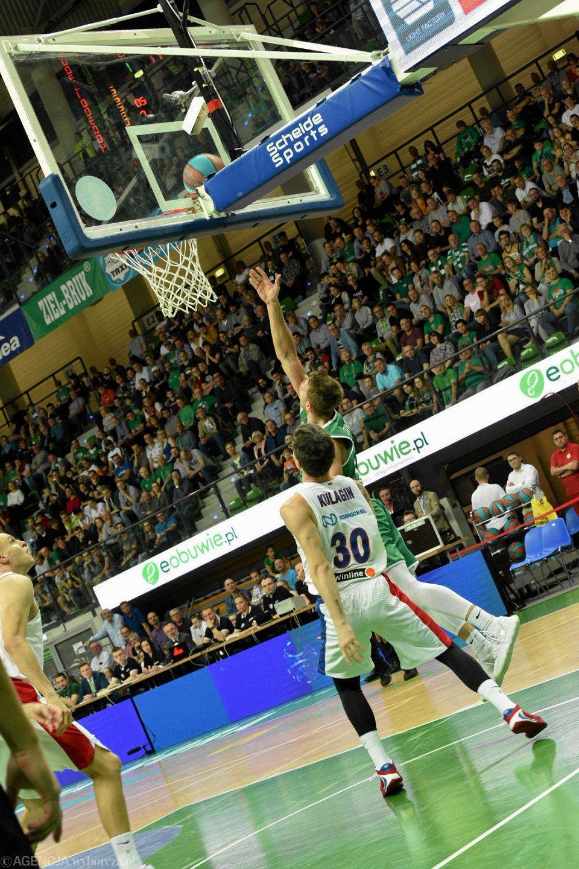 Zdjęcie numer 18 w galerii - Bez niespodzianek, CSKA dała Stelmetowi lekcję koszykówki [ZDJĘCIA]