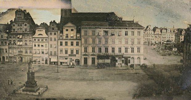 Zdjęcie numer 0 w galerii - Najstarsze fotografie Wrocławia. Miasto, jakiego nie znacie