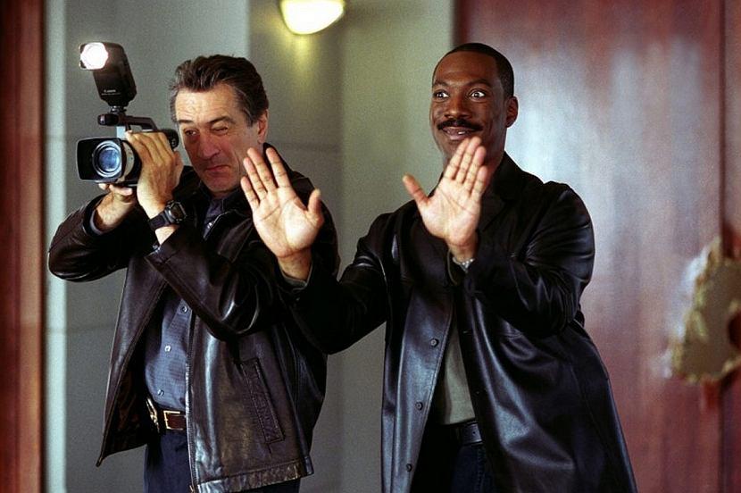 Kadr z filmu 'Showtime'