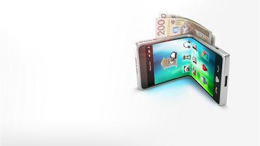 Telefonem można płacić w sklepach tradycyjnych i internetowych oraz wypłacać pieniądze z bankomatów.
