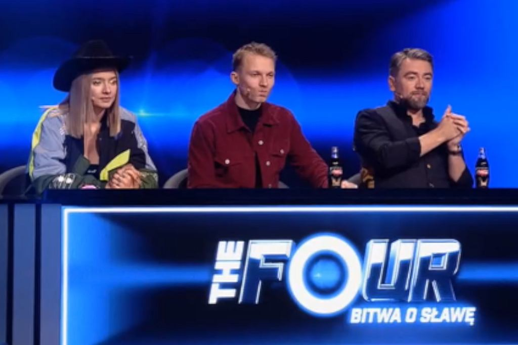 Jurorzy programu 'The Four. Bitwa o sławę'