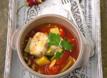 Kreolska zupa rybna - ugotuj