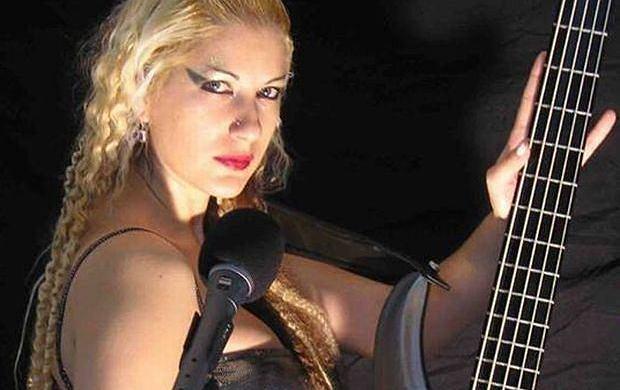 Maria Kolokouri (Astarte)