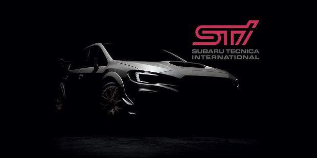 Subaru WRX STI S209 - premiera już 14 stycznia