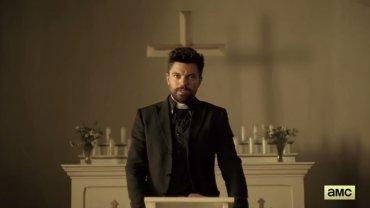 """Preacher"" - kadr z trailera serialu AMC"