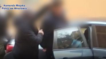Internauta, który groził prezydentowi Wrocławia, został zatrzymany przez policję