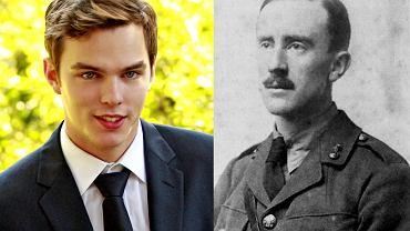 Nicolas Hoult wystąpi w roli J.R.R.Tolkiena