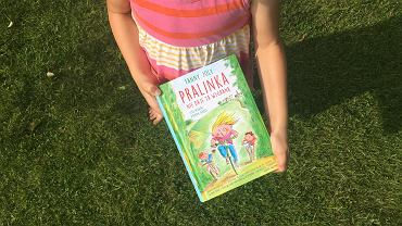 Poznajcie przyjaciółkę mojej córki - Alinkę-Pralinkę.