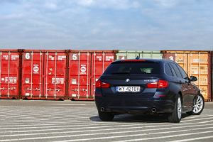 BMW 535d Touring xDrive - test