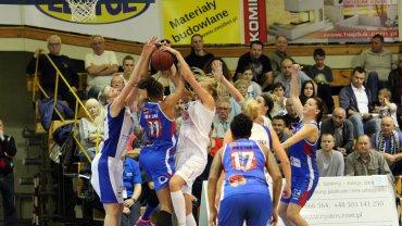 Tauron Basket Liga Kobiet: KSSSE AZS PWSZ Gorzów - MKK Siedlce 56:49 (12:16, 17:8, 16:11, 11:14)