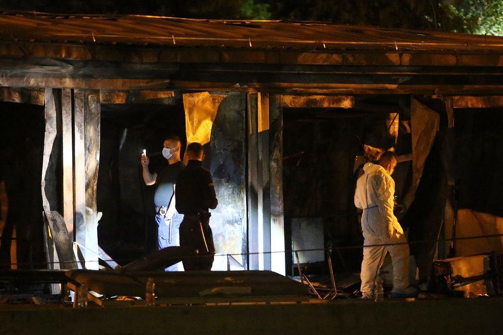 Macedonia Północna. Pożar w szpitalu covidowym. Nie żyje 10 osób. Ofiar może być więcej