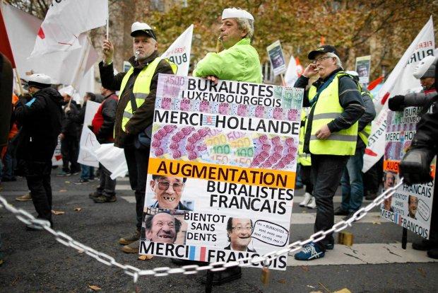 Francuzi biorą nogi za pas