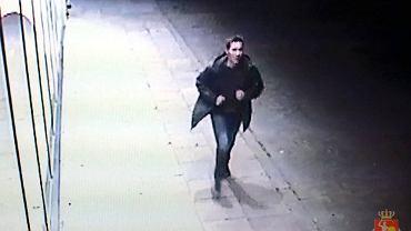 Poszukiwany mężczyzna ciężko pobił 30-latka w okolicach hipermarketu Auchan na Białołęce