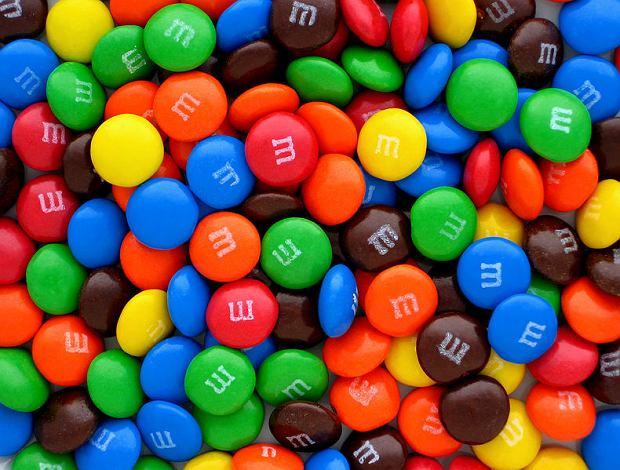 Cukierki M&M's