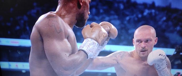 Sensacja w walce roku! Joshua rozbity! Koncert nowego mistrza świata