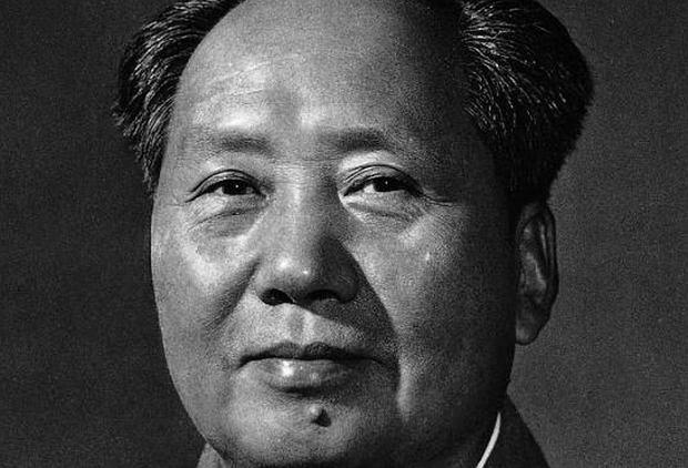 Mao Zedong w 1963 r.