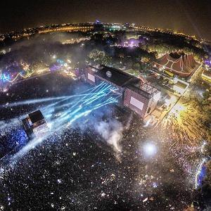 Festiwal Sziget w Budapeszcie
