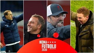 Niemieccy trenerzy nominowani do Ikony Futbolu