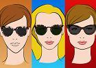 Jak dobrać idealne okulary słoneczne do kształtu twarzy? [RYSUNKI]