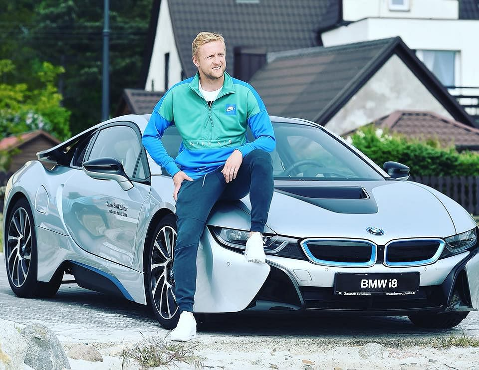 BMW i8 Kamil Glik