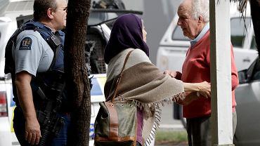 Nowa Zelandia. Atak na meczety w Christchurch