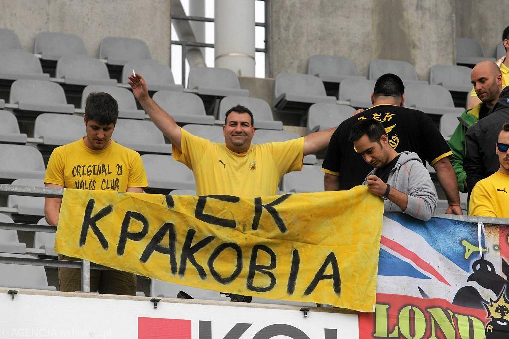 Sparing Korona Kielce - AEK Ateny