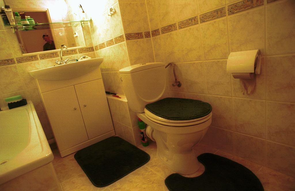 Łazienka. Zdjęcie ilustracyjne