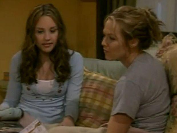 Amanda Bynes, Jennie Garth