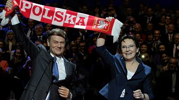 Donald Tusk, Ewa Kopacz