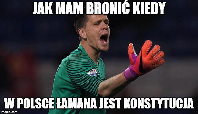 Mundial 2018 mecz Polska Senegal - memy