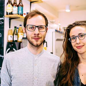 Jarmiła Rybicka i Piotr Matkowski