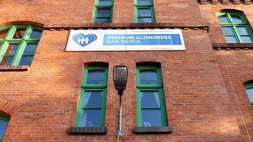 Europejskie Centrum Wsparcia Społecznego 'Helper' w budynkach dawnych koszar przy ul. Kuronia w Olsztynie