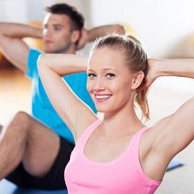 Trening dla par - Jak ćwiczyć we dwoje? -