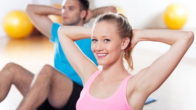 Trening dla par - Jak ćwiczyć we dwoje?