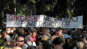 Uroczystości na Powązkach w 2011 roku