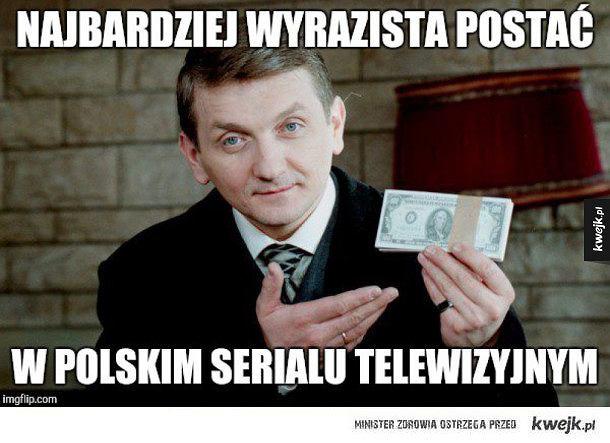 Zdjęcie numer 1 w galerii - Internet pokochał Janusza Tracza. Będzie miał swój serial?